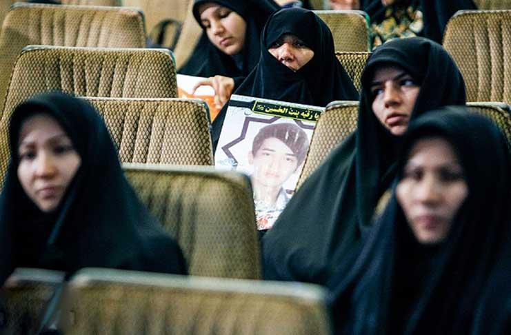 Iran Shia, Sunni Women Attend Quran Recitation Session in