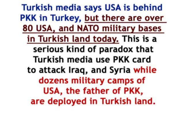 PKK-USA-NATO-TURKEY