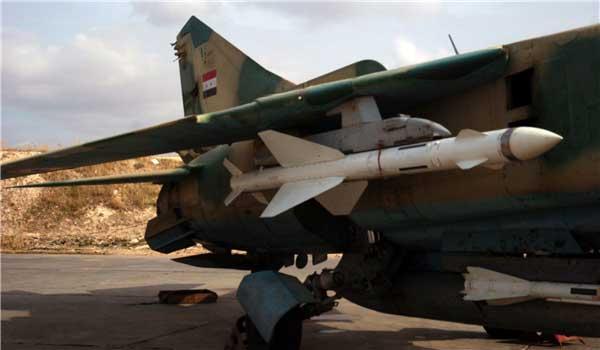 Syrian-jet