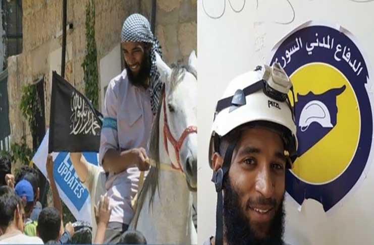 White Helmets, a propaganda machine supporting terrorists ...