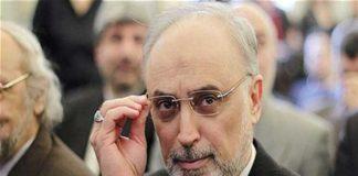 Ali Akbar Salehi, the head of the Atomic Energy Organization of Iran