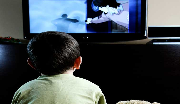 young children watch too much television essay Essay negative effects of television on children  that they watch, too some of these programs are intended for the adult generation, not young children.