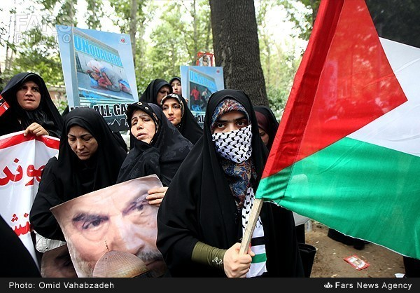 iranian protesters1