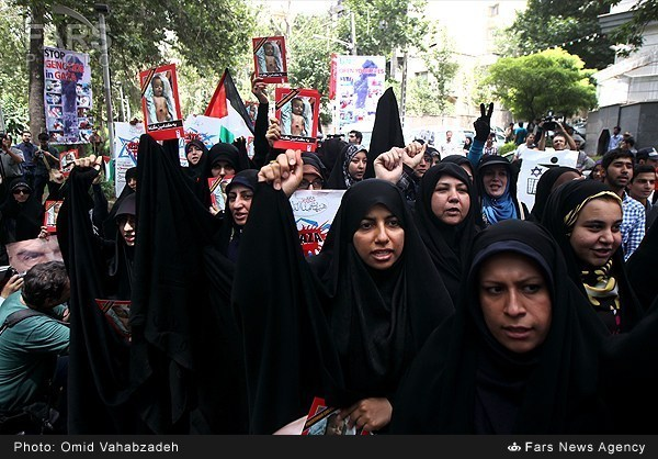 iranian protesters6