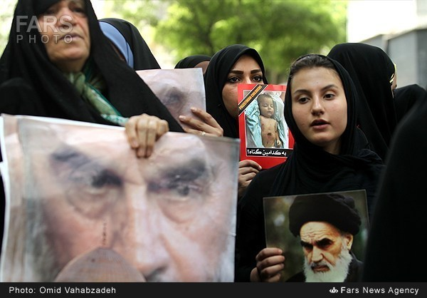 iranian protesters7