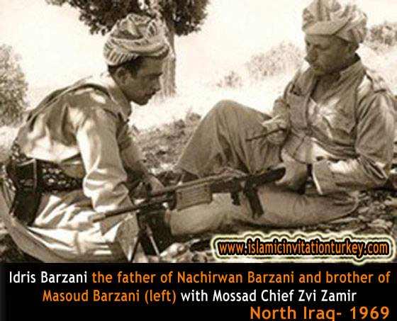 mossad-barzani1