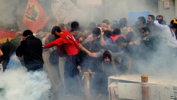 protester ankara