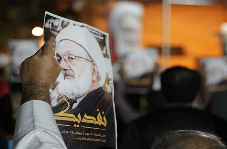 Bahraini Regime Sentences Sheikh Qassim to One Year in ...