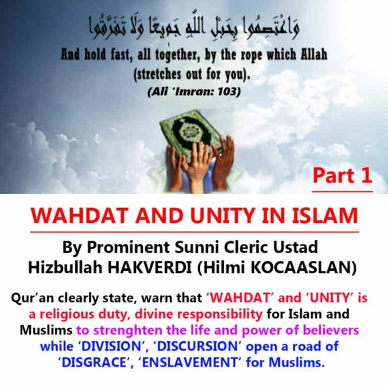 wahdat-and-unity